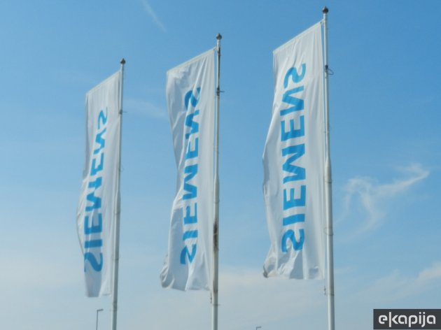 Neto dobit Siemensa manja za 46%