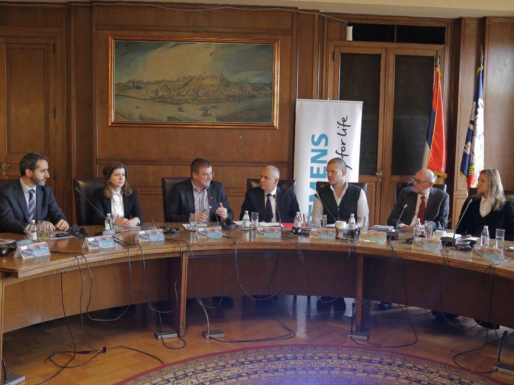 Siemens pomaže Beogradu u unapređenju infrastrukture - Predstavljeni rezultati primene Alata za pametno funkcionisanje grada