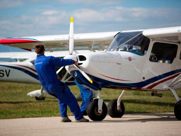 """Evropska slava srpske """"Sile"""" -  Proizvođač aviona """"Aero East Europe"""" iz Kraljeva se priprema za sajam u Friedrichshafenu"""