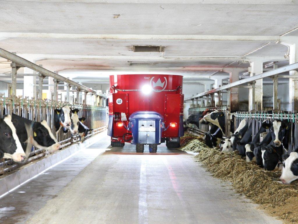 Farma krava kod Čapljine prva u BiH nabavila samohodnu miksericu za ishranu