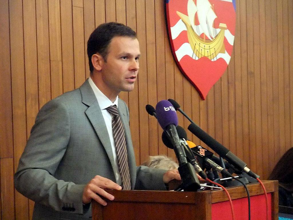 Siniša Mali, gradonačelnik Beograda - Investicije su ključ uspeha Beograda