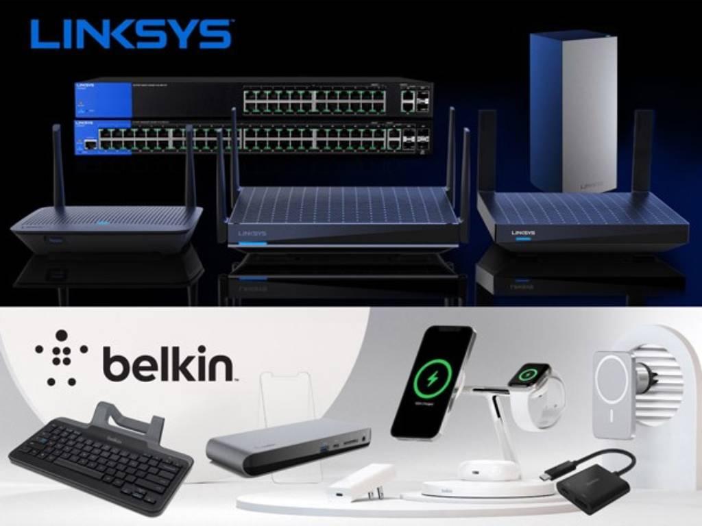 Sion Net vraća Linksys i Belkin na naše tržište