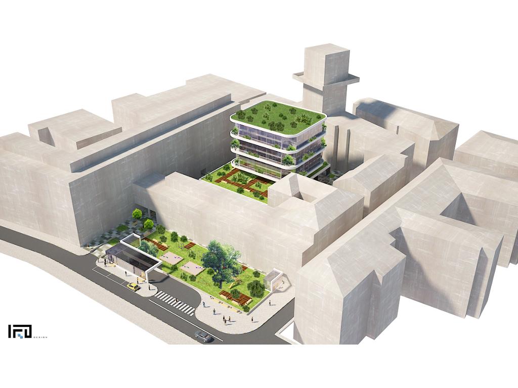 """Vidikovac i zelene etaže - Firma """"Exclusive"""" planira gradnju stambeno-poslovnog kompleksa u centru Sarajeva vrijednog 10 mil EUR (FOTO)"""