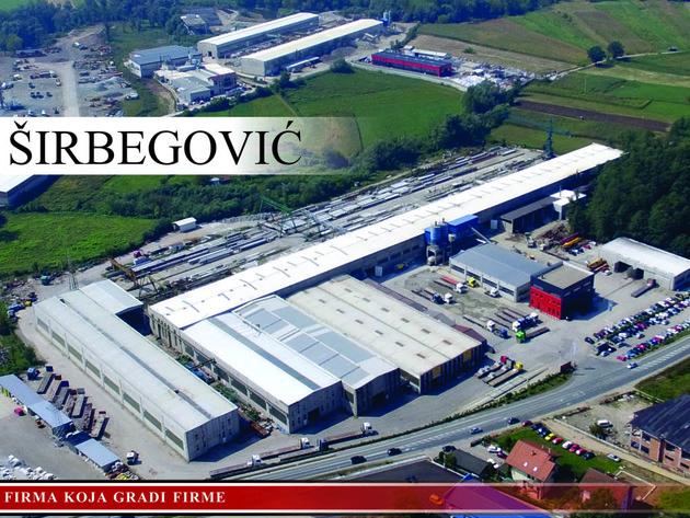 Virus korona kroz prizmu privrednika - U Širbegoviću obezbjeđen kontinuitet poslovanja, zaposlenima rad od kuće