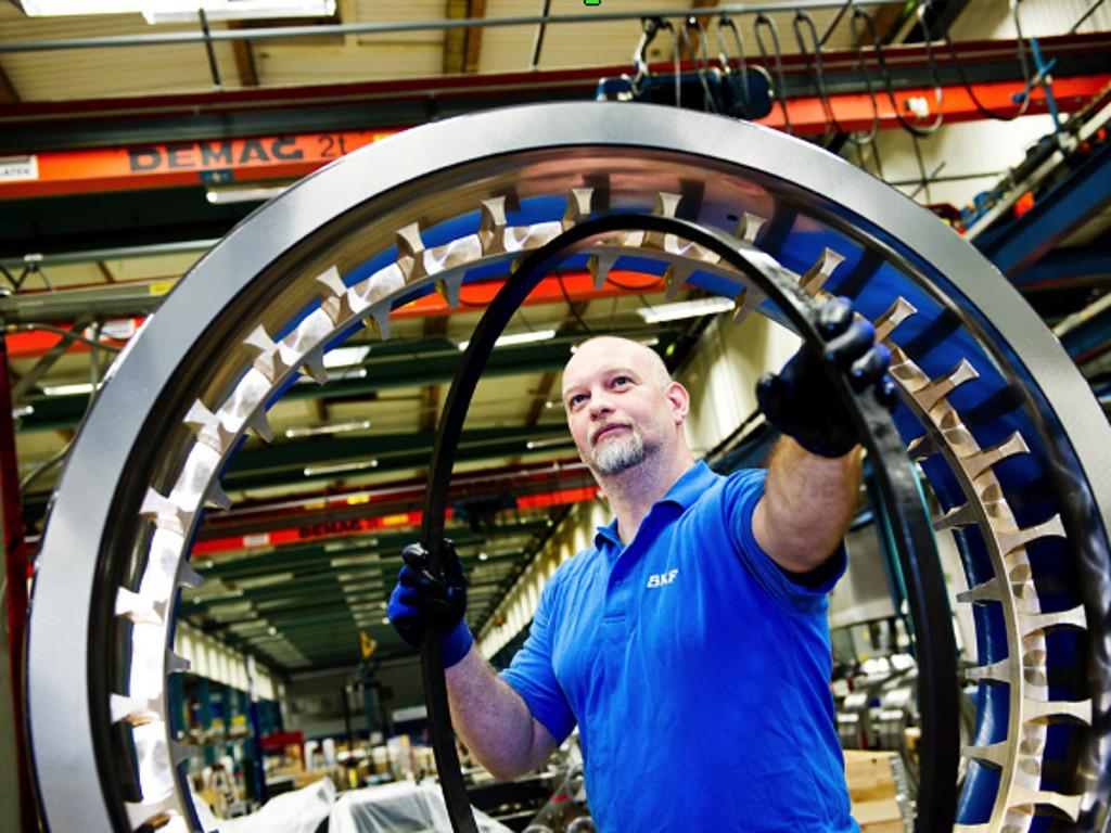 SKF donosi nove tehnologije na srpsko tržište - Svetski lider u proizvodnji kotrljajućih ležajeva ima velika očekivanja od smederevske Železare