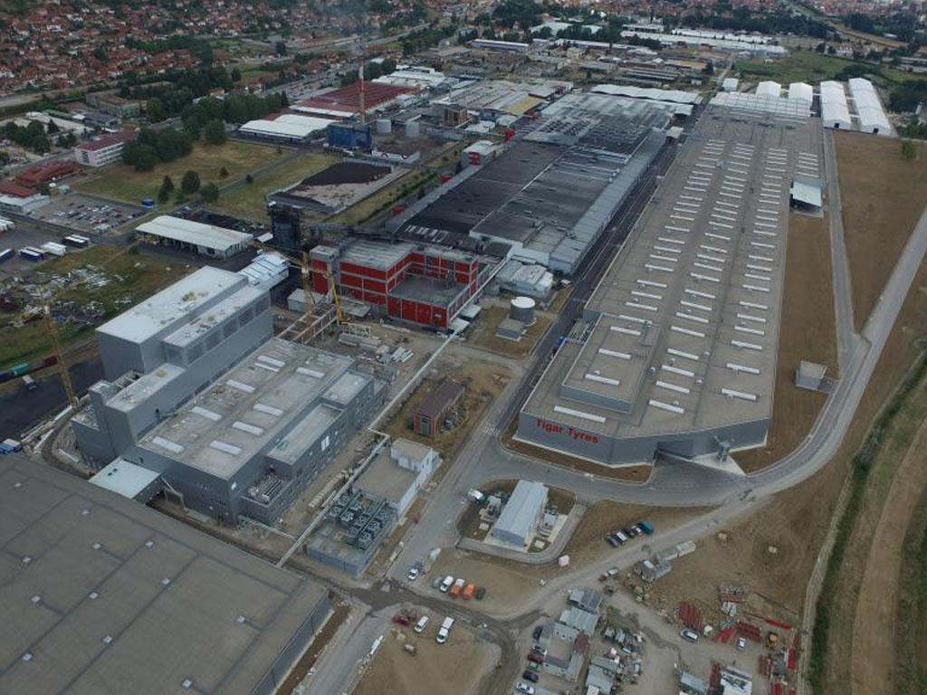 Bugarski Irelly i francuski Maille Pirotex stižu u Pirot - Slobodna zona planira logistički centar vredan 12 mil EUR