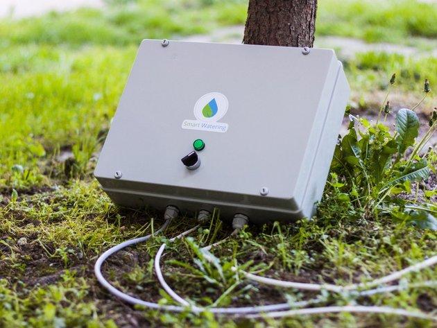 Kontroleri upravljaju navodnjavanjem iz fotelje - Smart Watering Solutions razvio softver za daljinsku kontrolu zalivnih sistema