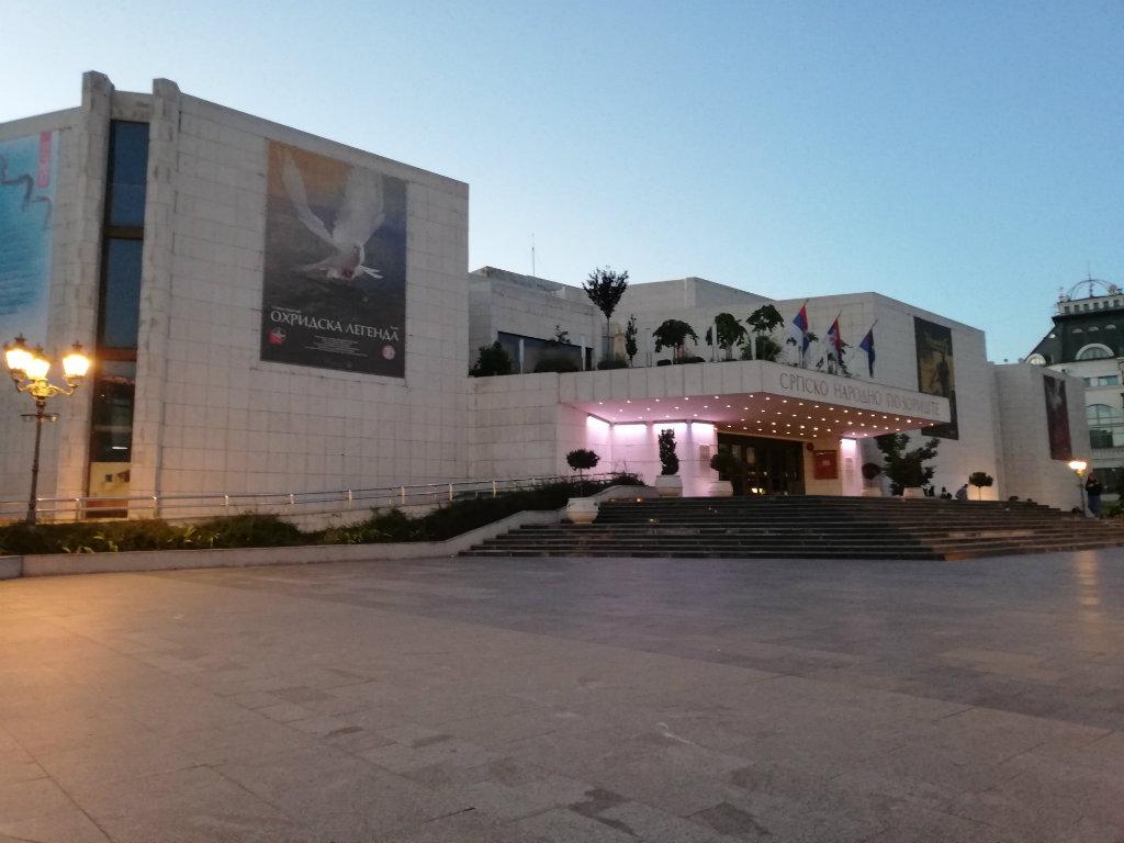 Srpsko narodno pozorište obeležilo 160 godina postojanja