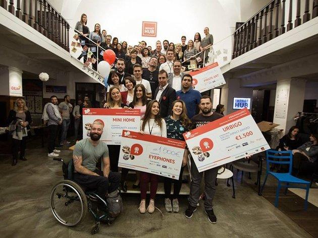 Social Impact Award nagrađuje mlade preduzetnike - Konkurs otvoren do 27. maja