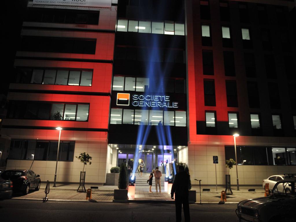 Societe Generale banka otvorila novu poslovnu zgradu u Novom Beogradu - U izgradnju pametnog objekta investirano 14 mil EUR