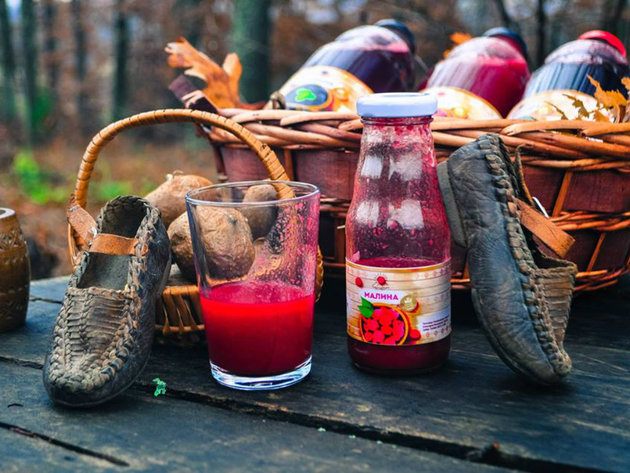Prirodni sokovi sa bagremovim medom - Firma Srberry planira izvoz i u Kinu