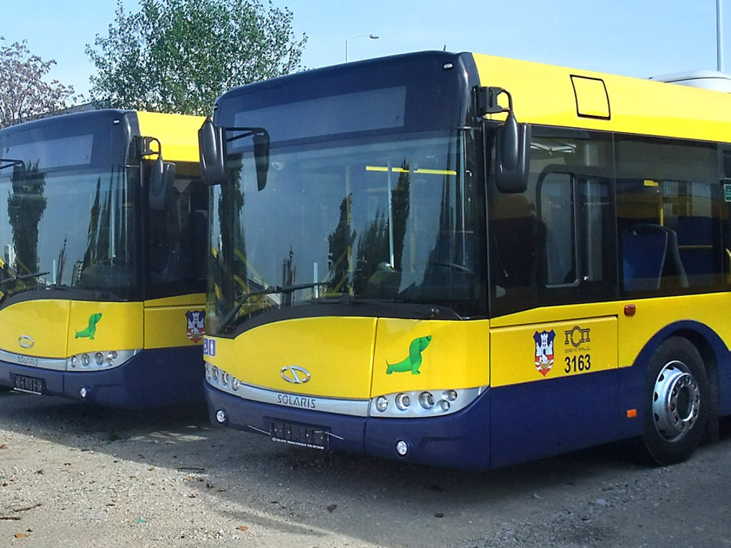 GSP Beograd potpisuje ugovor o nabavci 244 nova solo autobusa