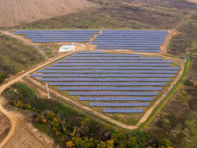 Solarni park kod Kladova