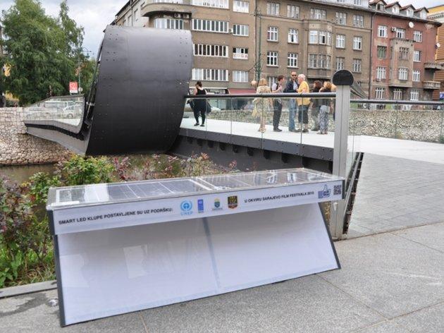 Općina Banovići želi solarne klupe