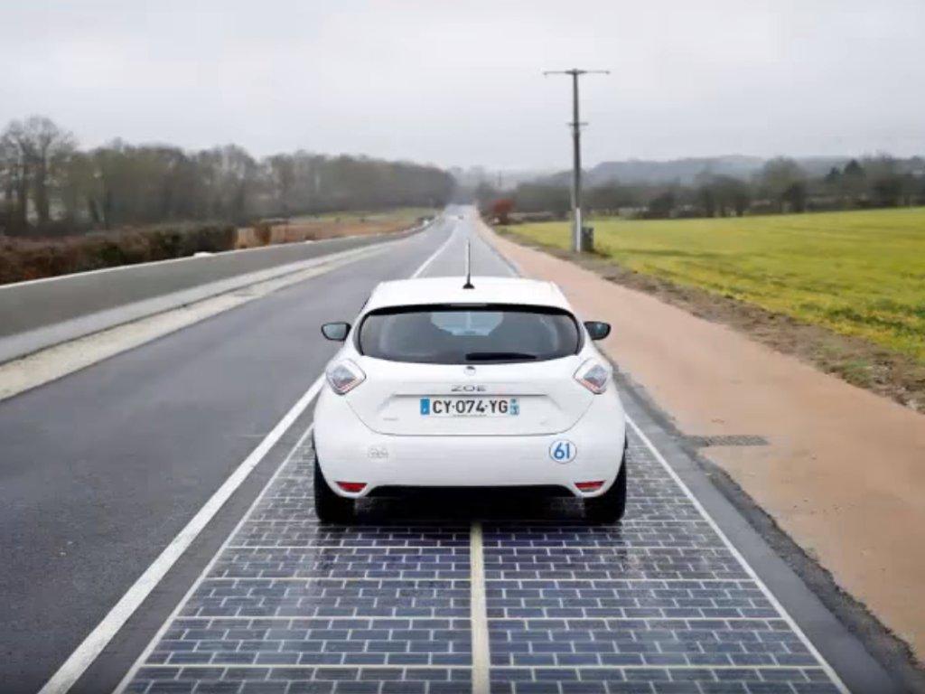 Chinesen bekommen Solar-Autobahn