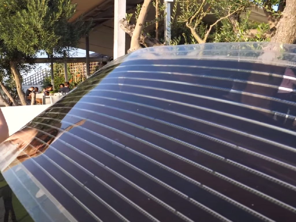 "Solarno postrojenje na krovu fiskulturne sale OŠ  ""1. oktobar"" iz Botoša"