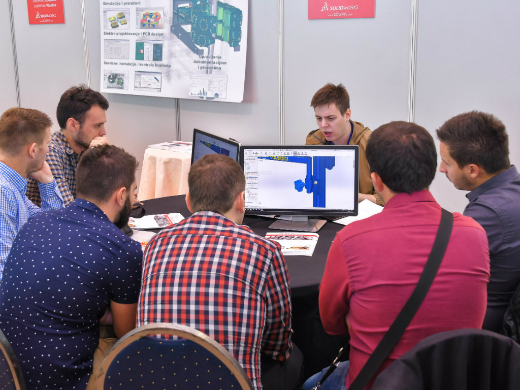 Drugi Sajam proizvodnih tehnologija - Novosadski sajam 24. i 25. oktobra 2019.