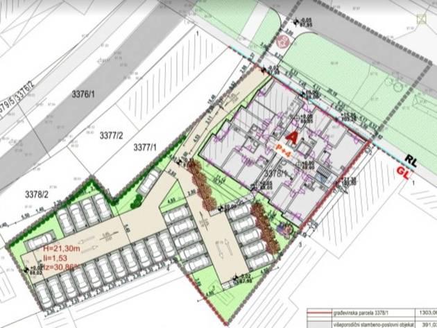 U Somboru u planu zgrada sa 27 stanova