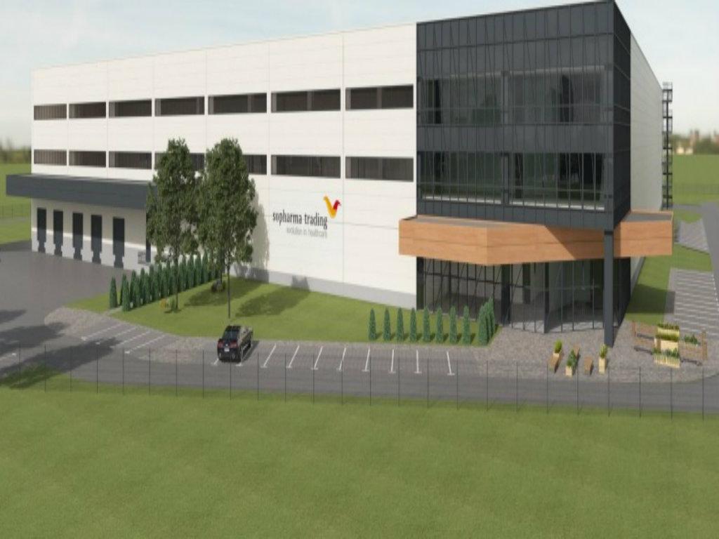 Bugarska Sopharma Trading gradi logistički centar za skladištenje lekova i kozmetike u Novoj Pazovi