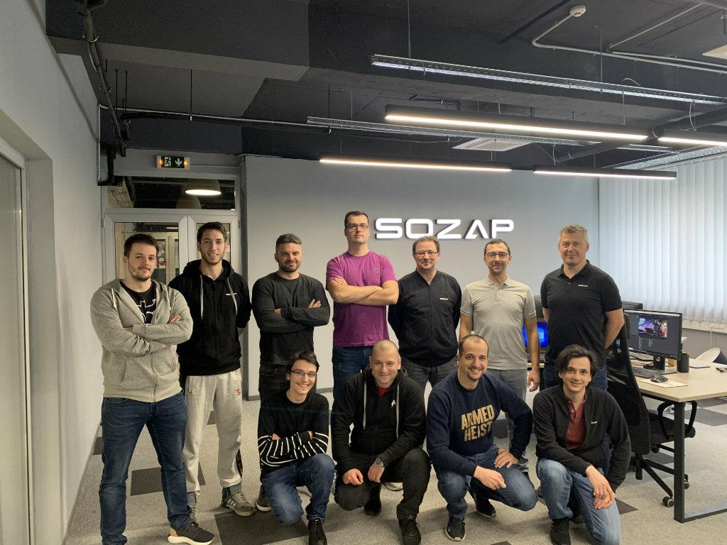 Sozap, poznat po video igri Armed Heist, nastaviće svoj razvoj u okviru NTP Niš