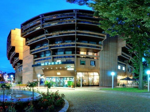 """""""Merkur novi"""", jedan od objekata Specijalne bolnice"""