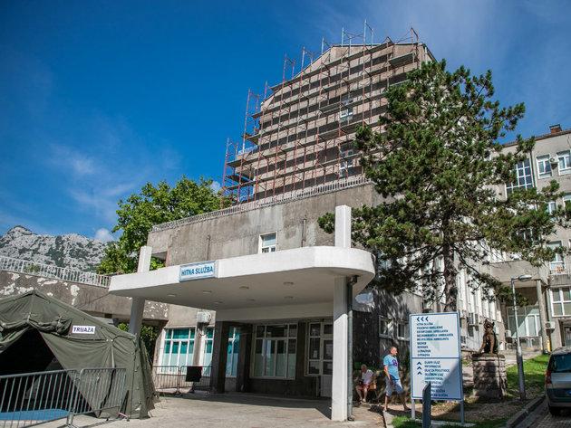 Specijalna bolnica Vaso Ćuković u Risnu