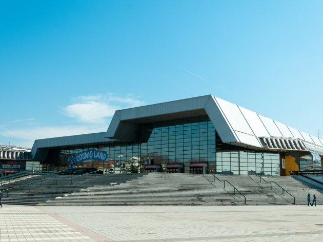 Sportsko-poslovni centar Vojvodina, populrni SPENS