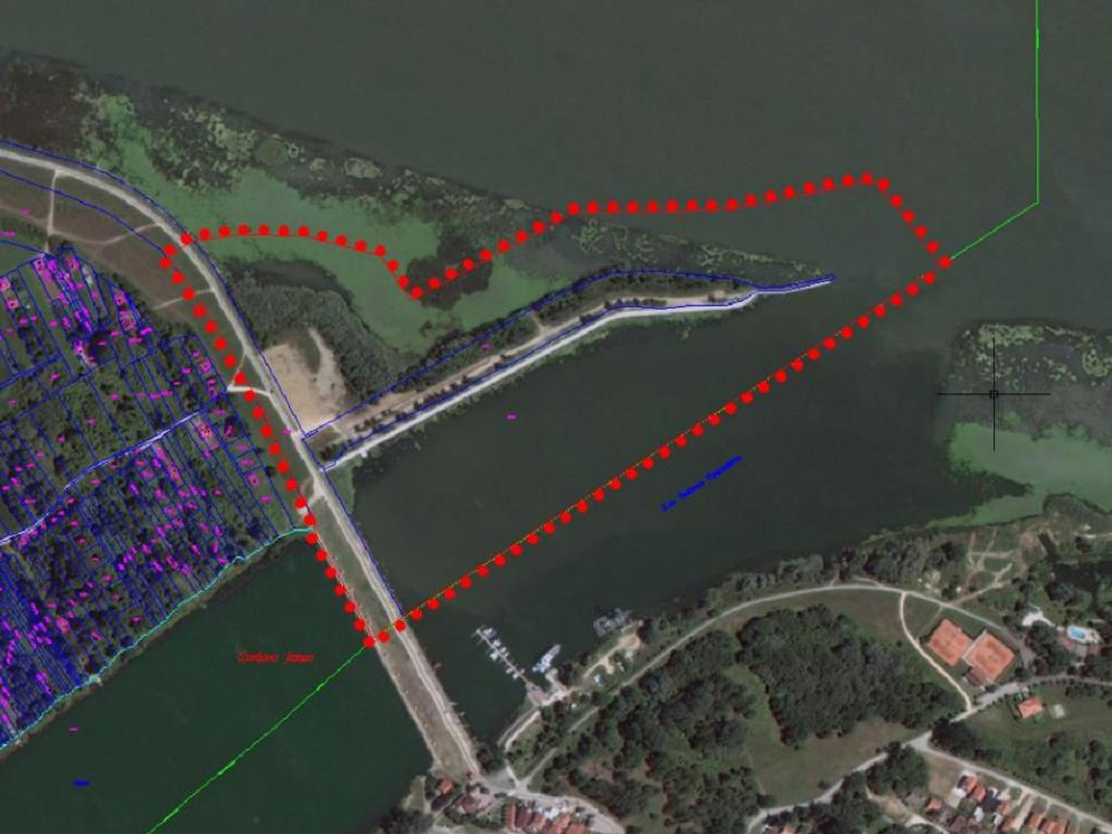 Gradnja novog turističkog kompleksa na Srebrnom jezeru kreće do kraja godine - Na lokaciji Špic niče hotel visoke kategorije i marina za manje jahte i jedrilice
