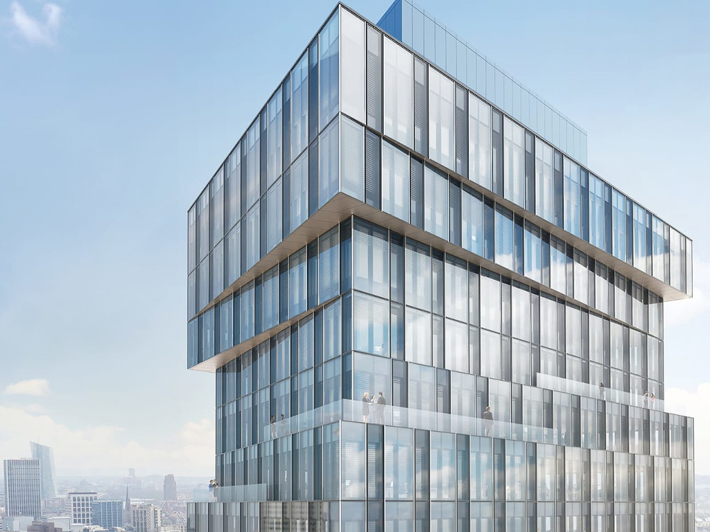 Banjalučki Hiting angažovan na izgradnji nebodera u Frankfurtu - Početak ugradnje sistema za grijanje i hlađenje u avgustu (FOTO)