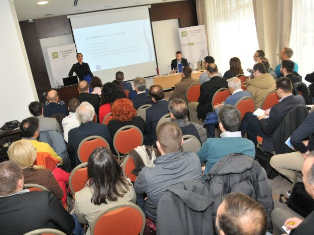 Sa predavanja Danijele Mitrović u Beogradu