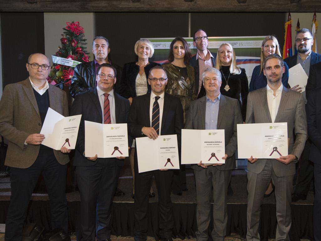 Slovenački poslovni klub svečano obeležio 15 godina rada - Uspešna priča o povezivanju