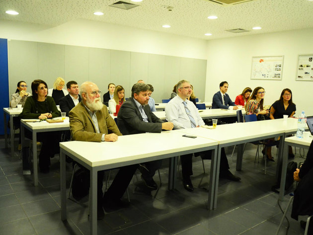Teilnehmer an der Kwan Consulting Veranstaltung
