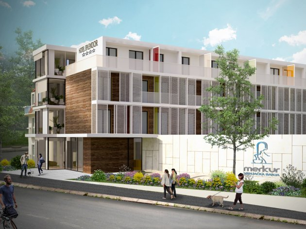 Neues Zentrum ist so designt, um Erwartungen der anspruchsvollsten Gästen zu erfüllen