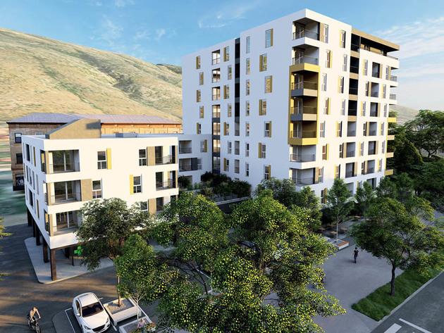 Kreće gradnja modernog stambeno-poslovnog objekta na atraktivnoj lokaciji u Mostaru