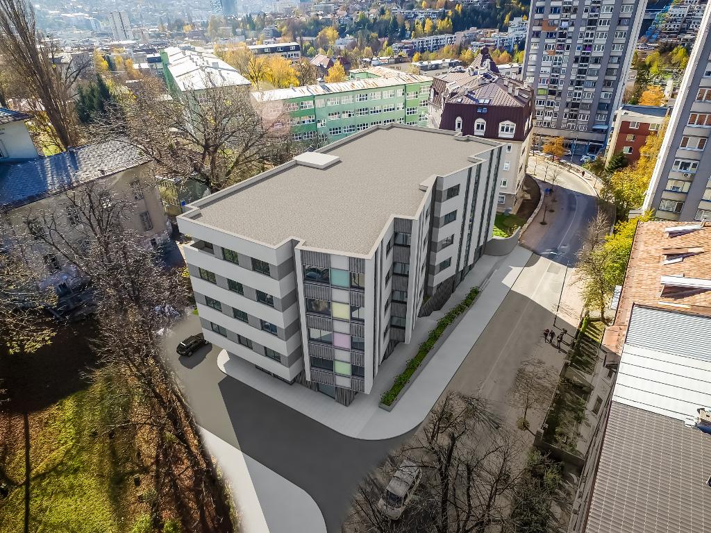 Sarajevo dobija još jedan stambeno-poslovni objekat - Panorama Sole počinje gradnju u Bolničkoj ulici