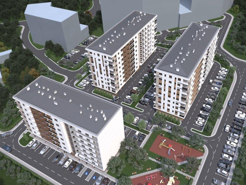 Proda Mont gradi stambeno-poslovni kompleks u Doboju vrijedan 20 mil KM - Završetak svih radova do kraja 2022. (FOTO)