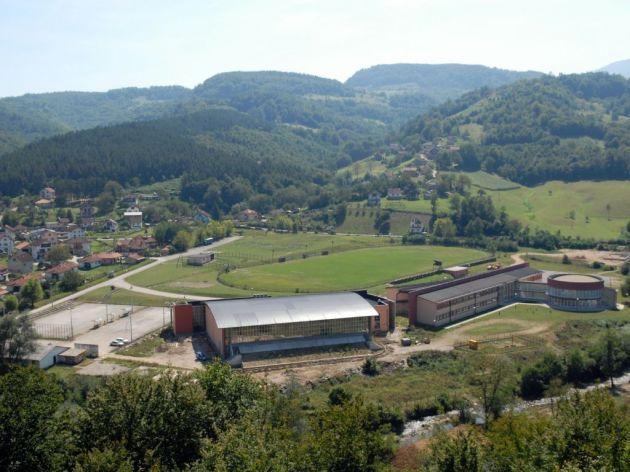 Sportska dvorana Milići