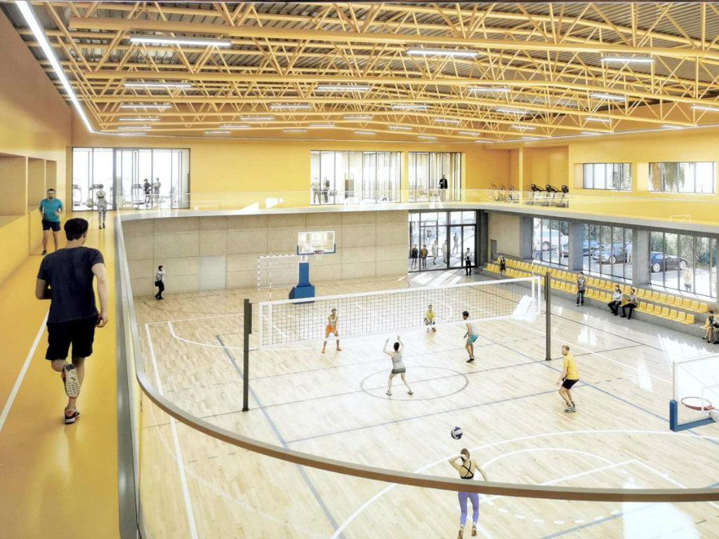 Beščani će sportsku halu dobiti u naredne četiri godine (FOTO)