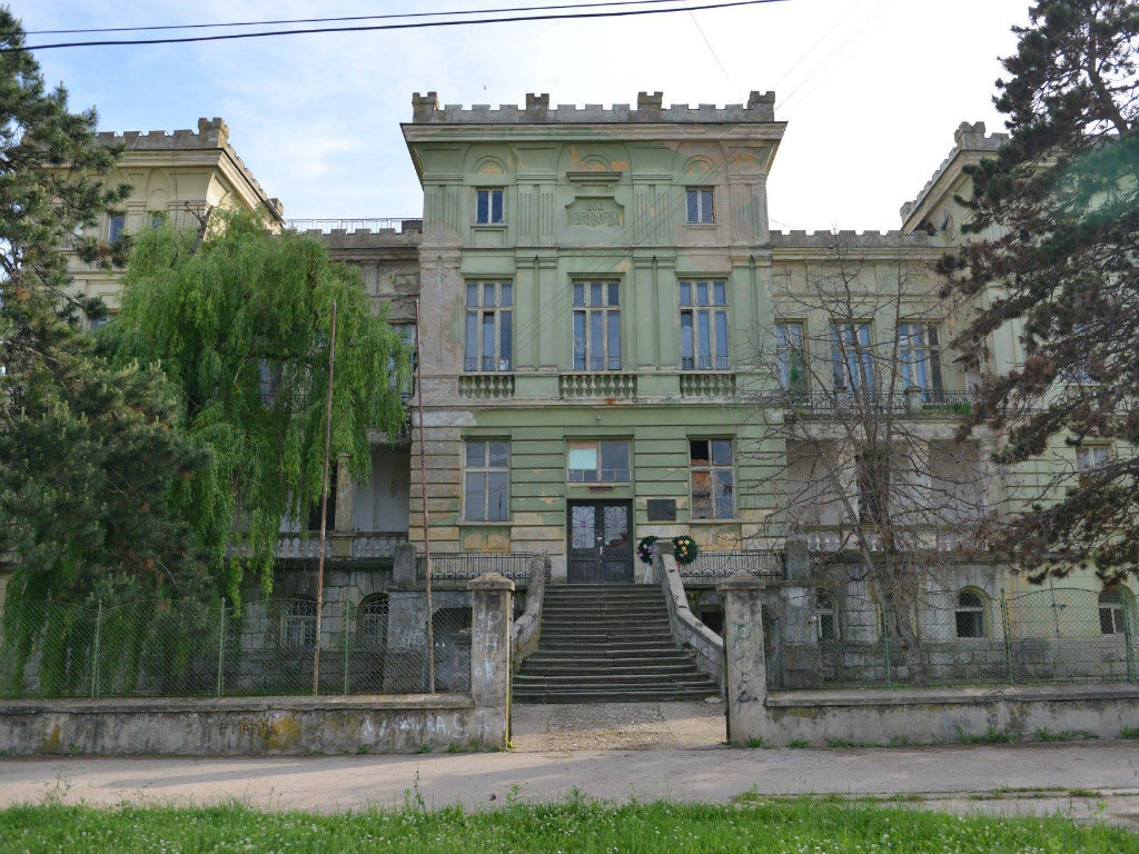 Palace in Raca to be adapted – Reconstruction requires around EUR 5 million