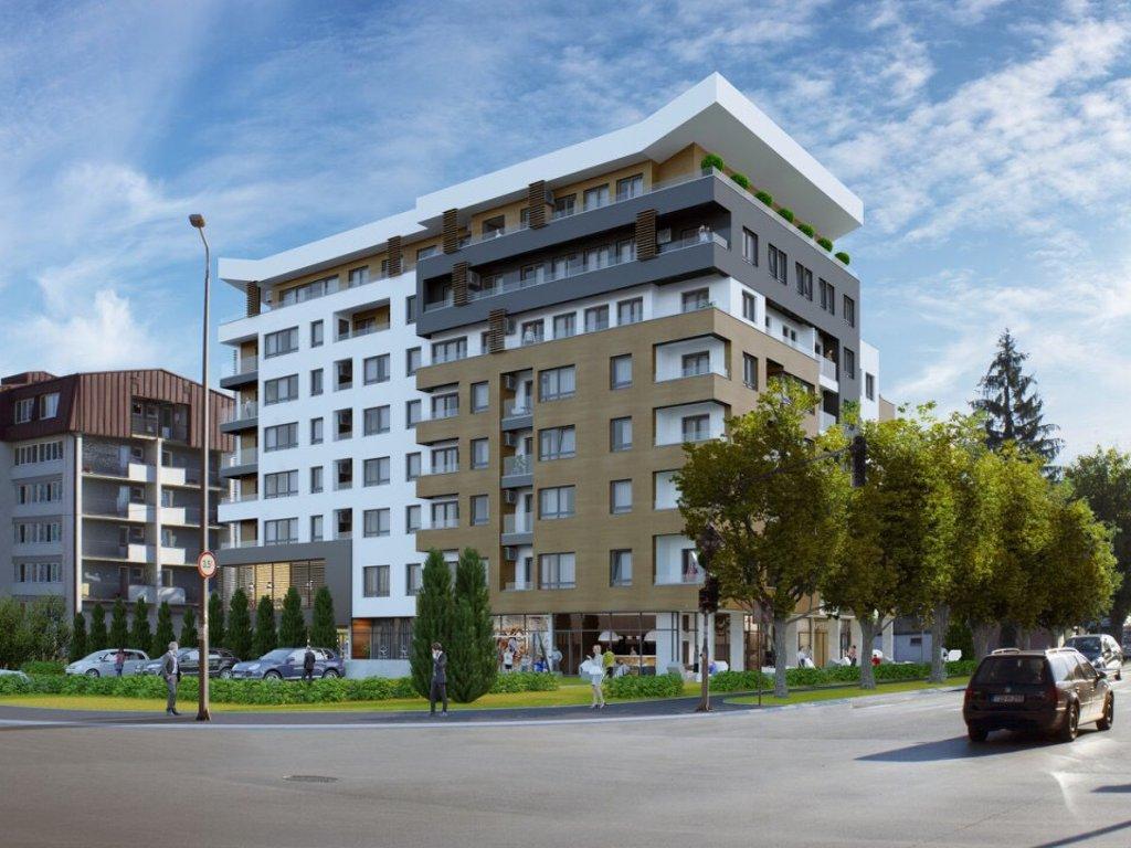 Square nudi nove moderne stanove građanima Banjaluke - Stambeno-poslovna zgrada gotova u decembru 2020. (FOTO)