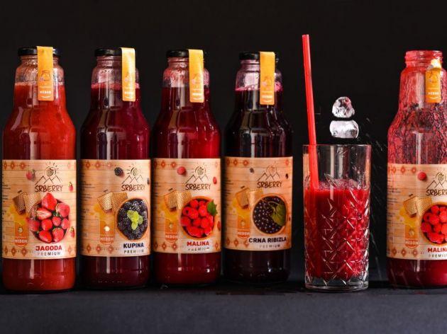 Spoj lokalnih sirovina za premium proizvod - Srberry kao adut koji bi mogli da zavole i kupci u inostranstvu (FOTO)