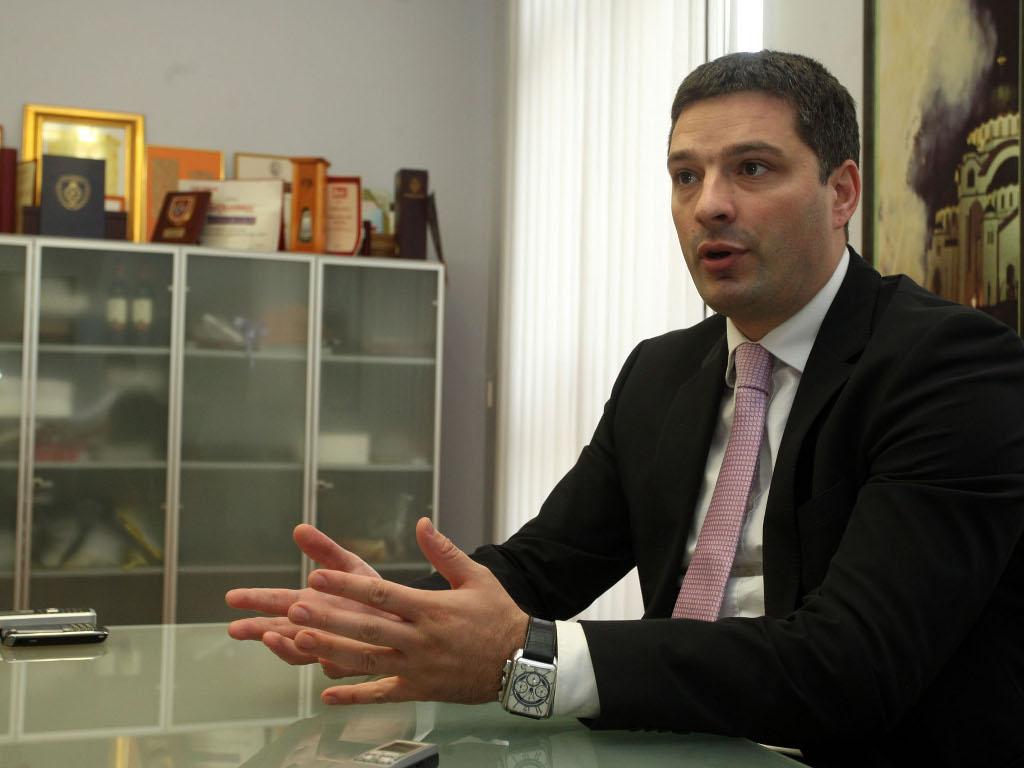 Srđan Šuput, direktor Komercijalne banke - Gubitak neće ugroziti poslovanje