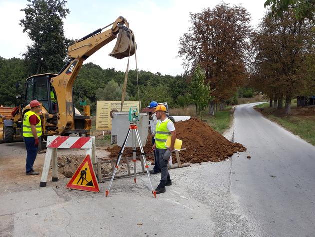 Nova kanalizaciona mreža u Surdulici uz pomoć Norveške