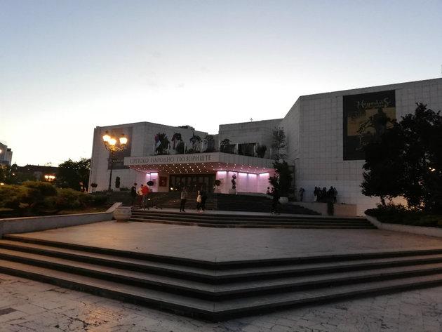 Počela rekonstrukcija Srpskog narodnog pozorišta - Novo svetlo i zvuk