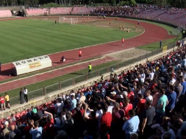 U toku izbor projektanta za dogradnju stadiona u Kragujevcu - Čika Dača sa 25.000 mesta?
