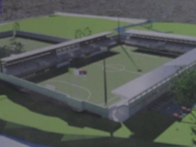I Severna Kosovska Mitrovica dobiće fudbalski stadion (VIDEO)