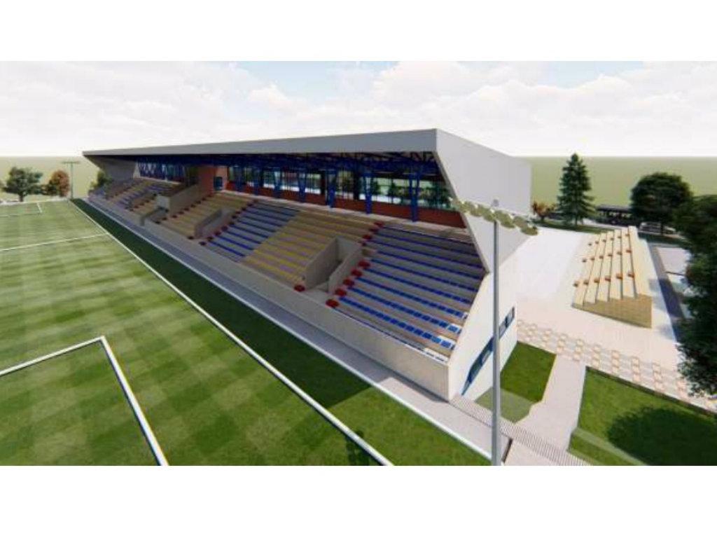 U planu gradnja sportskog kompleksa Stadion Preševo (FOTO)