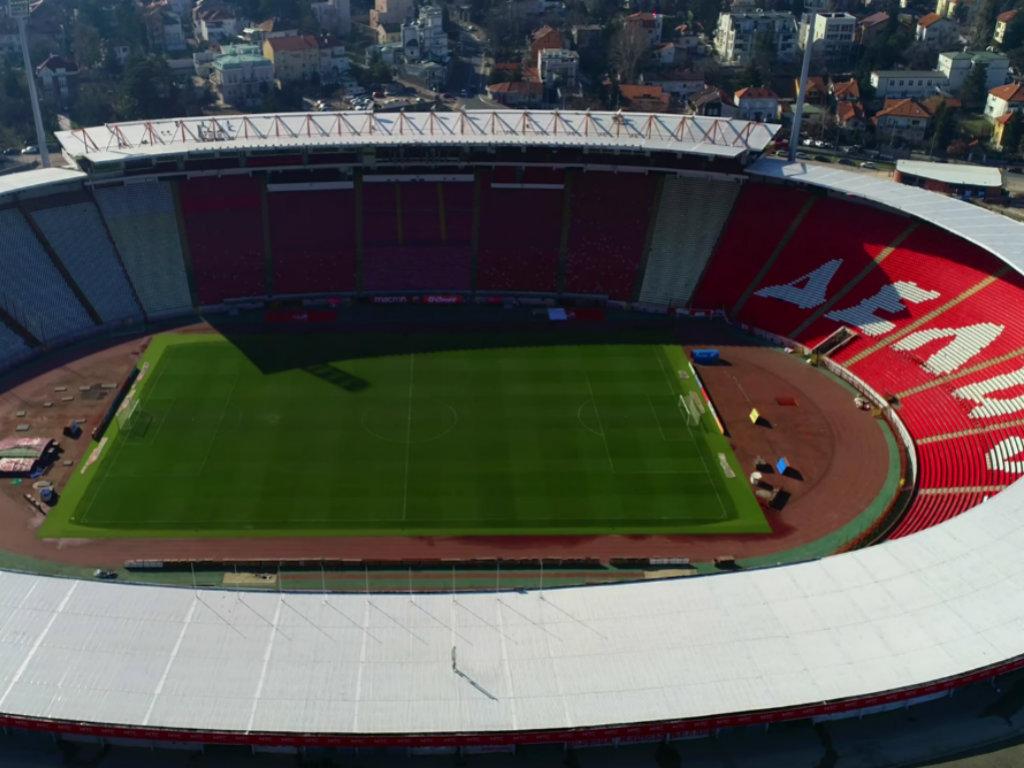 Crvena zvezda najavljuje izgradnju stadiona vrednog 200 mil EUR - Klub raspolaže sa 16,5 ha zemljišta