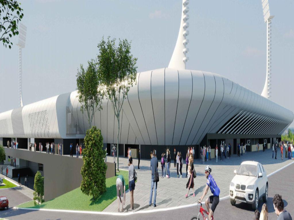 Počela gradnja stadiona u Zaječaru - Vrednost investicije 28,5 mil EUR, kraj radova najavljen za manje od dve godine