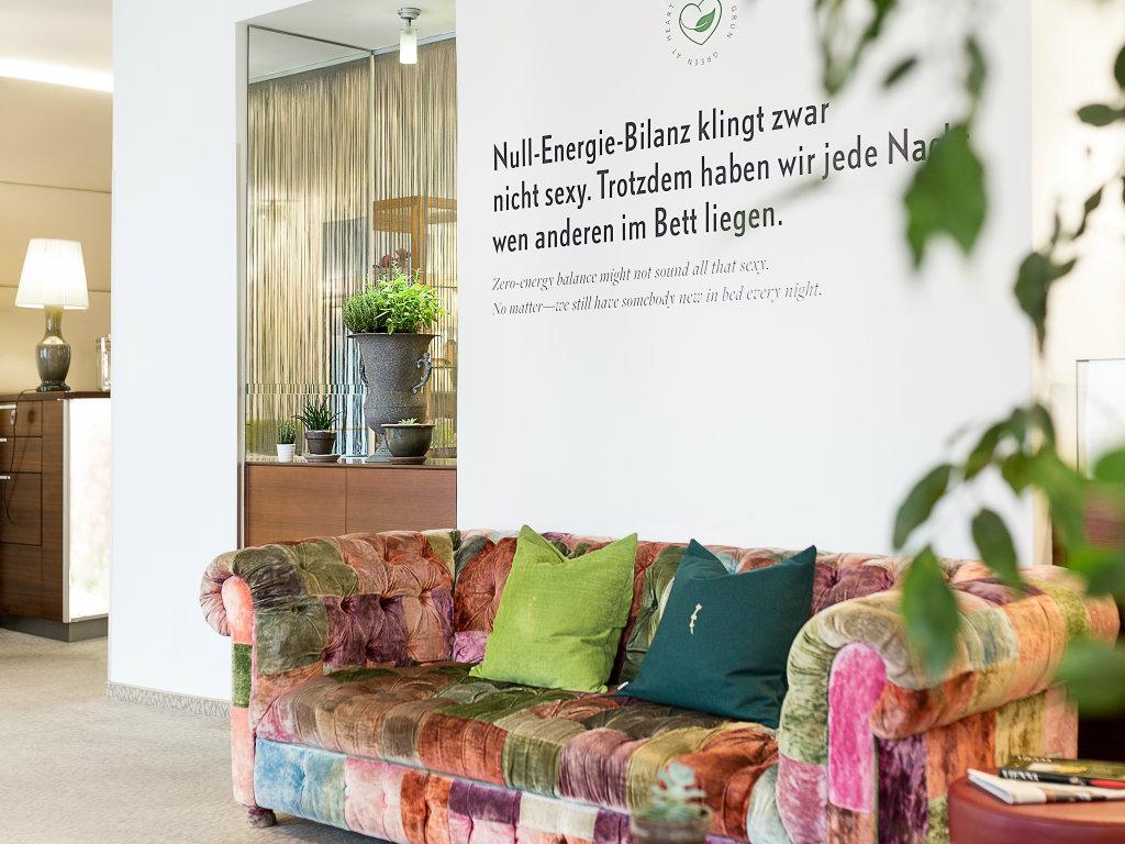 Stadthalle, hotel koji ima nultu potrošnju energije - Uživanje u mirisu lavande u zelenoj oazi u srcu Beča (FOTO)